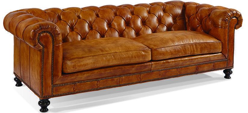 Artisan Leather Whittmore Sherrill