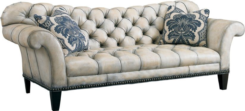 Whether A Hand  Tufted Chesterfield Sofa Or An Old Morris Chair The Aged  Character They Reveal Has The Resonance Of A Time Past And Quality That Was  Built ...