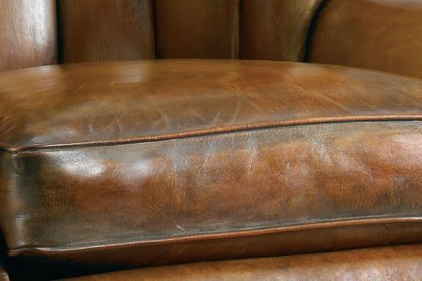 Artisan Leather Whittmore Sherrill